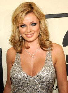Katherine Jenkins is one of Britain's favourite and beautifull singers