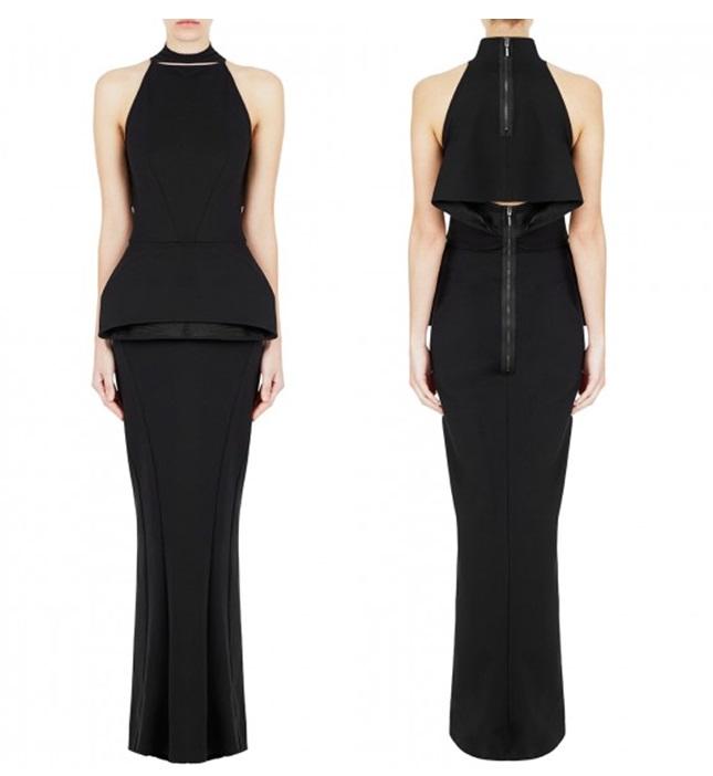 Toni Maticevski Spring/Summer 2015 gown