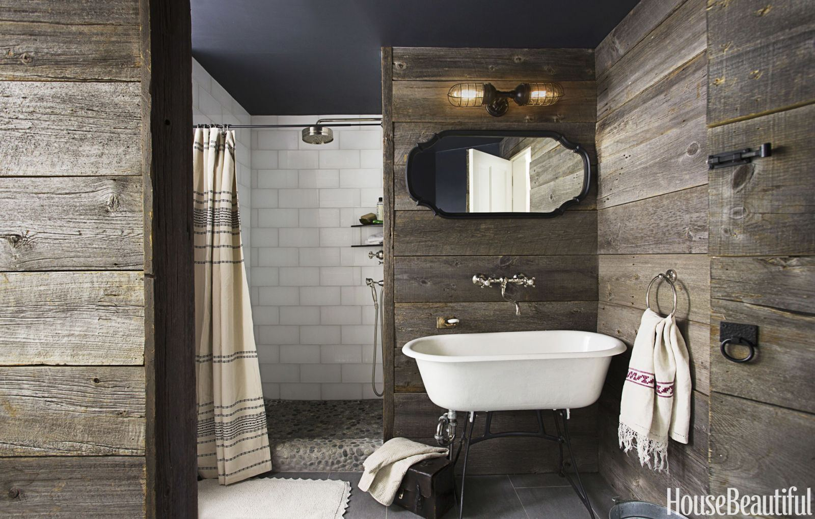 Industrial styled bathrooms Design Inspiration. Industrial Bathrooms