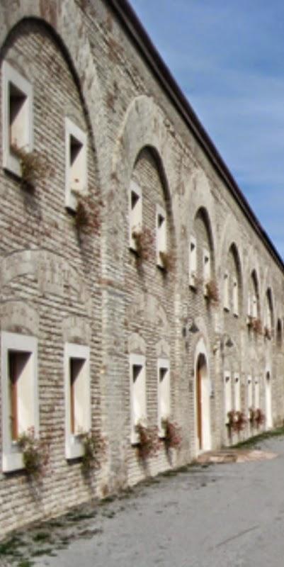 Obnovljeni dio Tvrđave