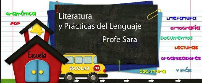 LENGUA Y LITERATURA- ESCUELA SECUNDARIA