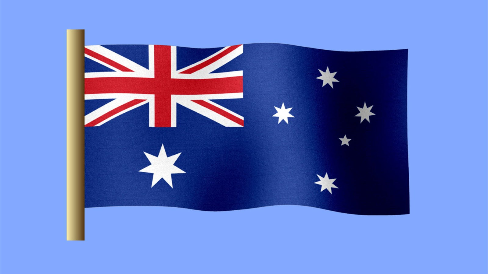 the new australian flag It is inevitable that australia will get a new flag as our nation grows in global  stature, becomes more cosmopolitan, and feels more and more left behind by first .
