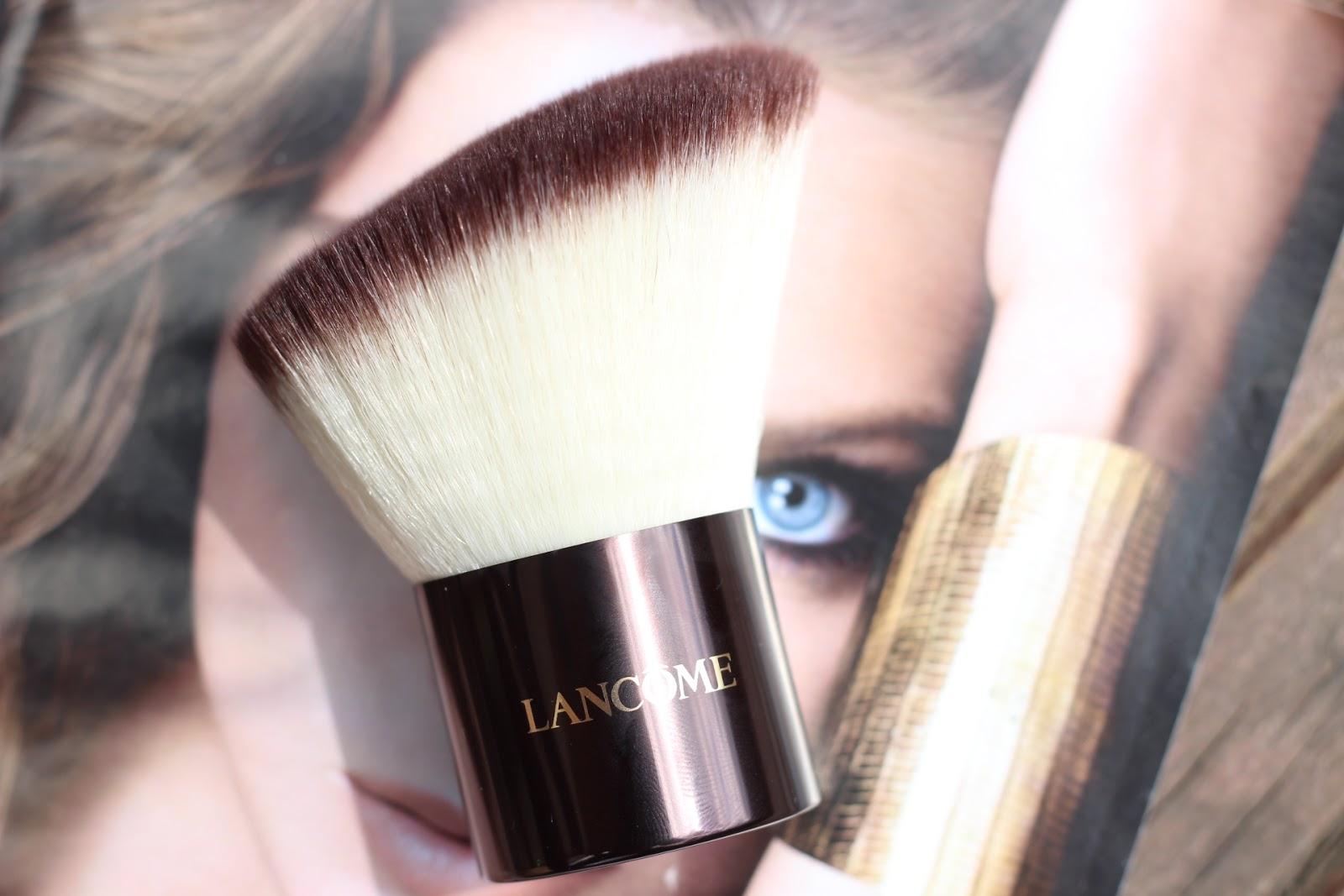 lancome bronzing brush