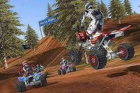 Game đua xe địa hình