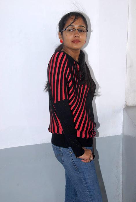 ananya from journey movie sucessmeet, ananya unseen pics