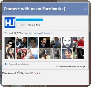 كيفية إضافة صندوق المعجبين على الفيس بوك