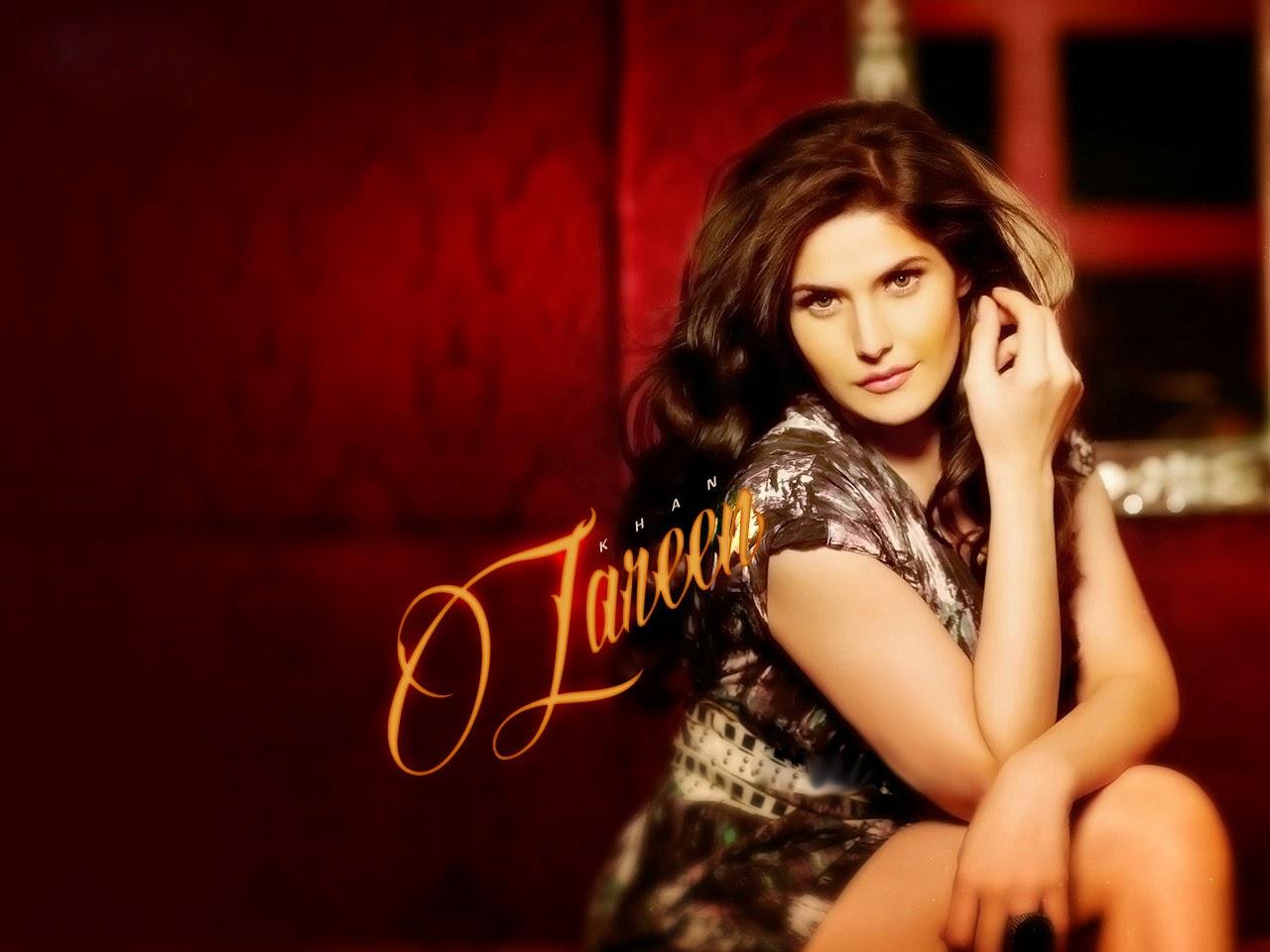 Zarine Khan HD WAllpap...