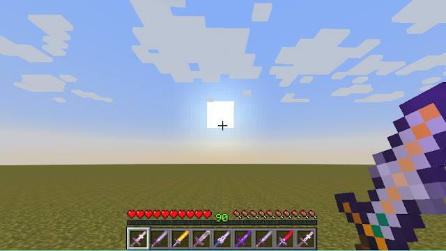 Weapon Case Mod para Minecraft 1.7.10