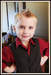 Logan John - 4 years old