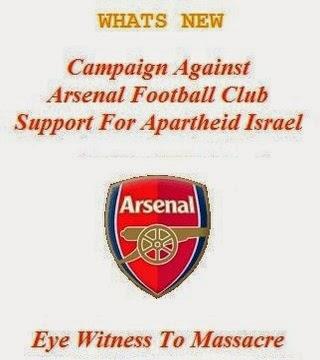 Boikot Arsenal