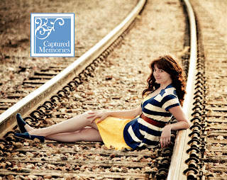 railroad senior pictures