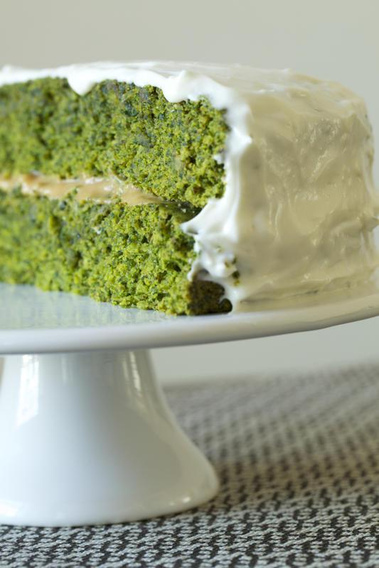 Lancaster Farm Fresh Csa Recipe Group Vegan Kale Cake With Sweet