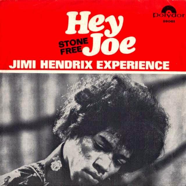 """Las mejores 500 canciones según NME: #496 The Jimi Hendrix Experience – """"Hey Joe"""""""