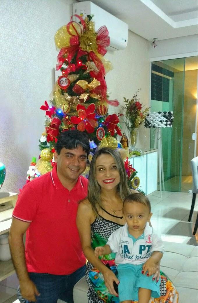 Secretário-adjunto do Estado Ronaldo Chaves deseja um Feliz Ano Novo aos maranhenses e caxienses.