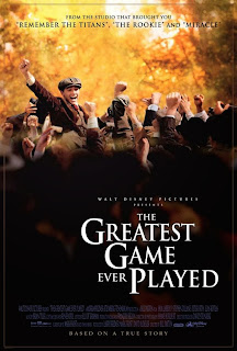 Watch The Greatest Game Ever Played (2005) movie free online
