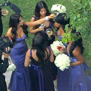 Kim Kardashian Wedding