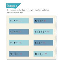 Respuestas Apoyo Primaria Desafíos matemáticos 2do grado Bimestre 1 lección 7 Juego con aros