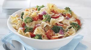 Recetario nicolini ensaladas ensalada r pida de corbatitas for Como cocinar corbatitas