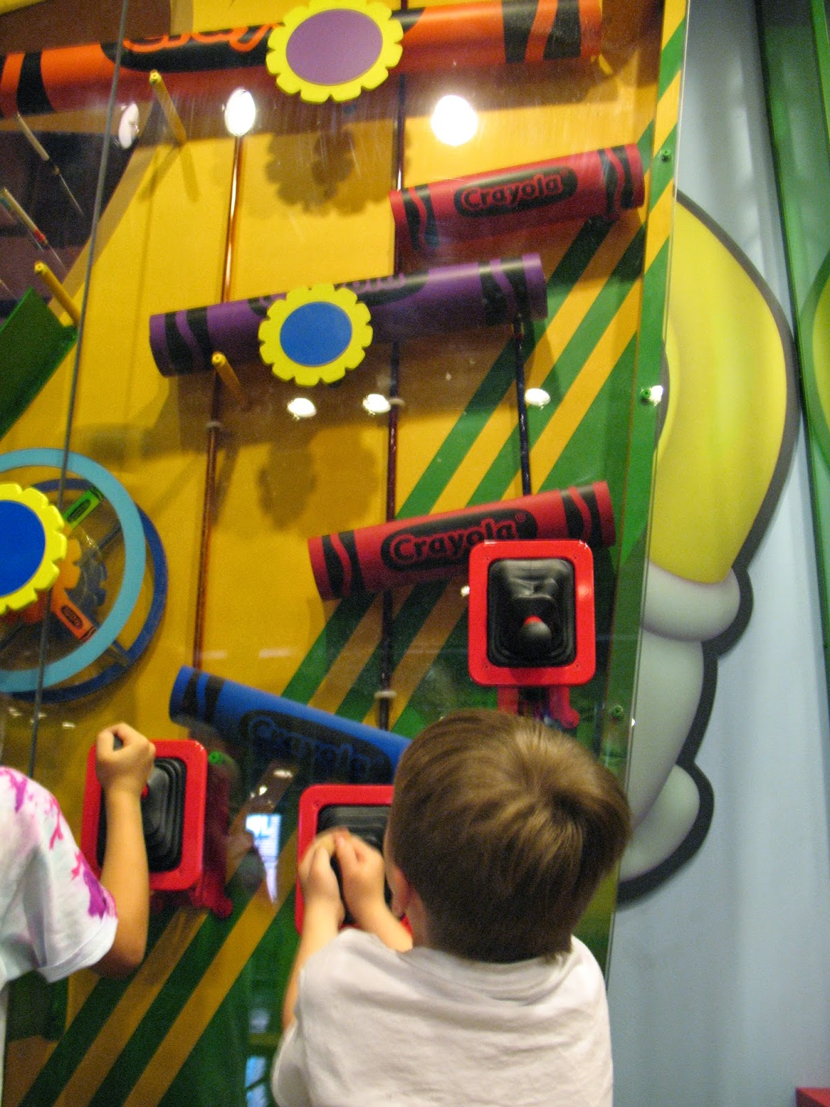 the jersey momma a review of the crayola experience easton pa