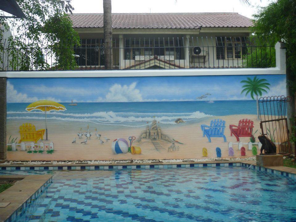 Jasa lukis dinding mei 2012 for Mural untuk kanak kanak