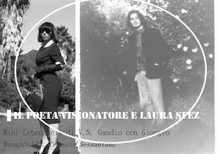 ▐ Il poeta-visionatore e Laura Sfez