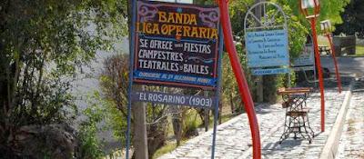 Calle de la Memoria, Rosario