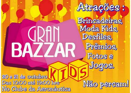 VISITE O GRAN BAZZAR EM RECIFE!!!