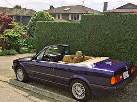 1991 BMW Convertible - GONE 06/15