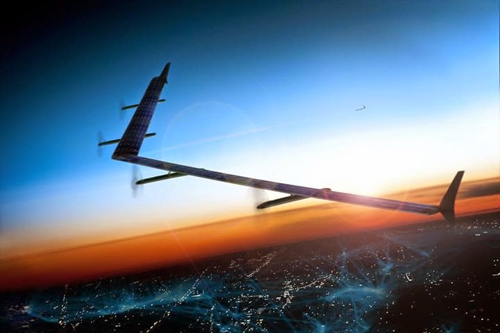 Facebook founder to launch aircraft that beam internet access