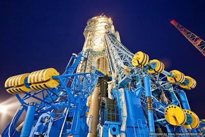 nave espacial Meridian booster União