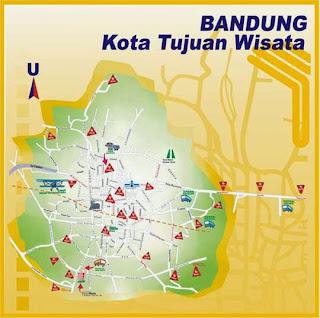 Rute Wisata Di Bandung