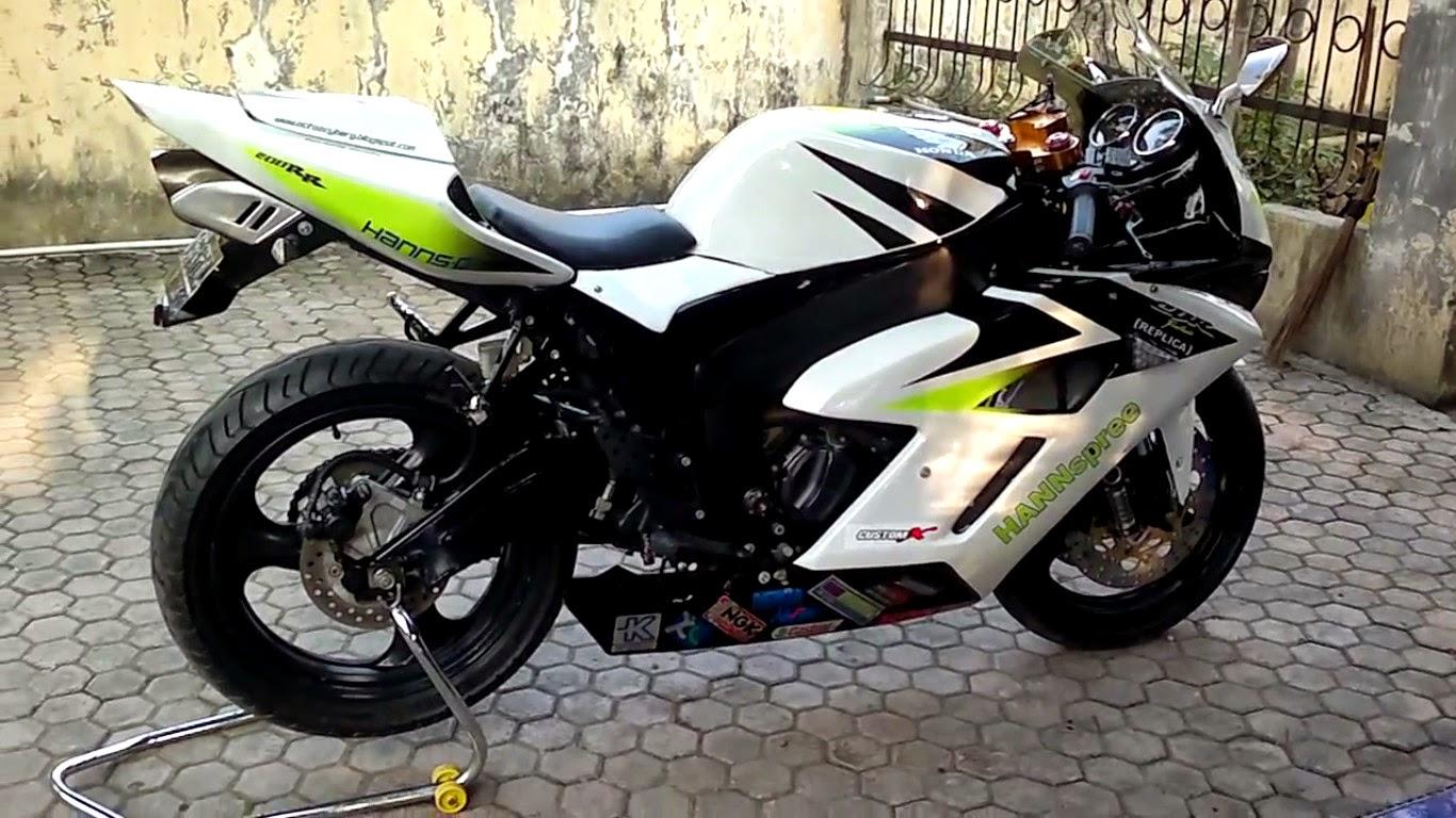 Kumpulan Foto Modifikasi Motor Honda Tiger Revo Terbaru Otomotify