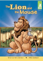 bookcover of Lion And The Mouse by Shannon Eric Denton
