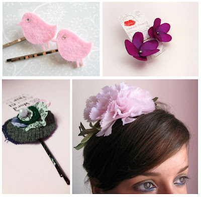 handmade, etsyitaliateam, hair, accessories,