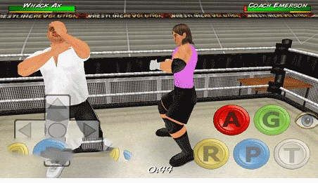 wrestling revolution 3d pro apk free download for android