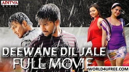 Deewane Dil Jale 2015 Hindi Dubbed WEBRip 480p 400mb