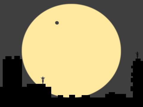 Прохождение Венеры по диску Солнца 2012 | Андрей Климковский