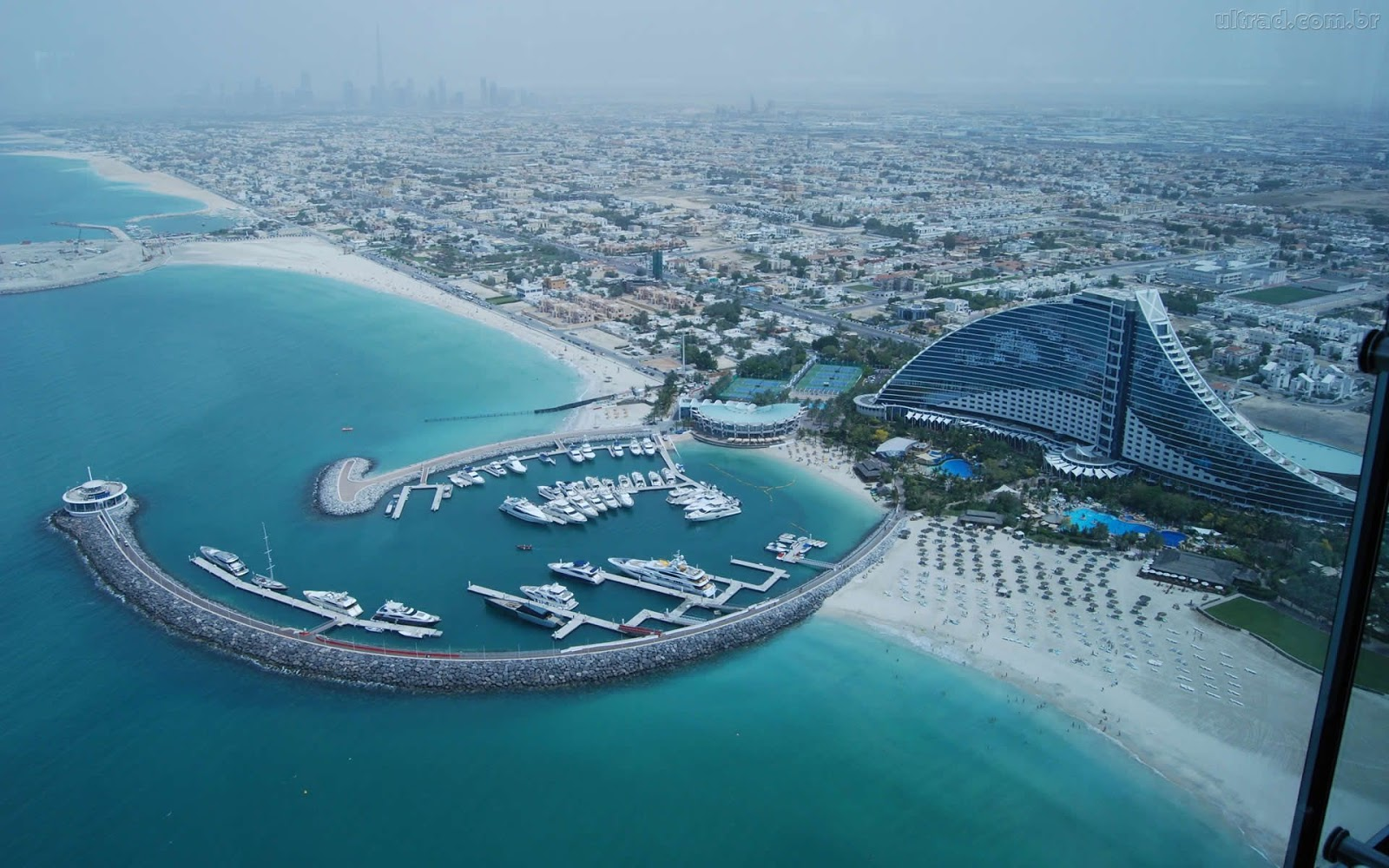 Jumeirah beach hotel dubai emirados rabes for Dubai hotels near beach