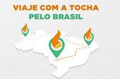 TOCHA OLÍMPICA PELO BRASIL