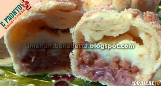 Tortini di cotechino e lenticchie di Benedetta Parodi