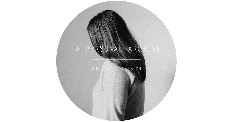 A Personal Archive