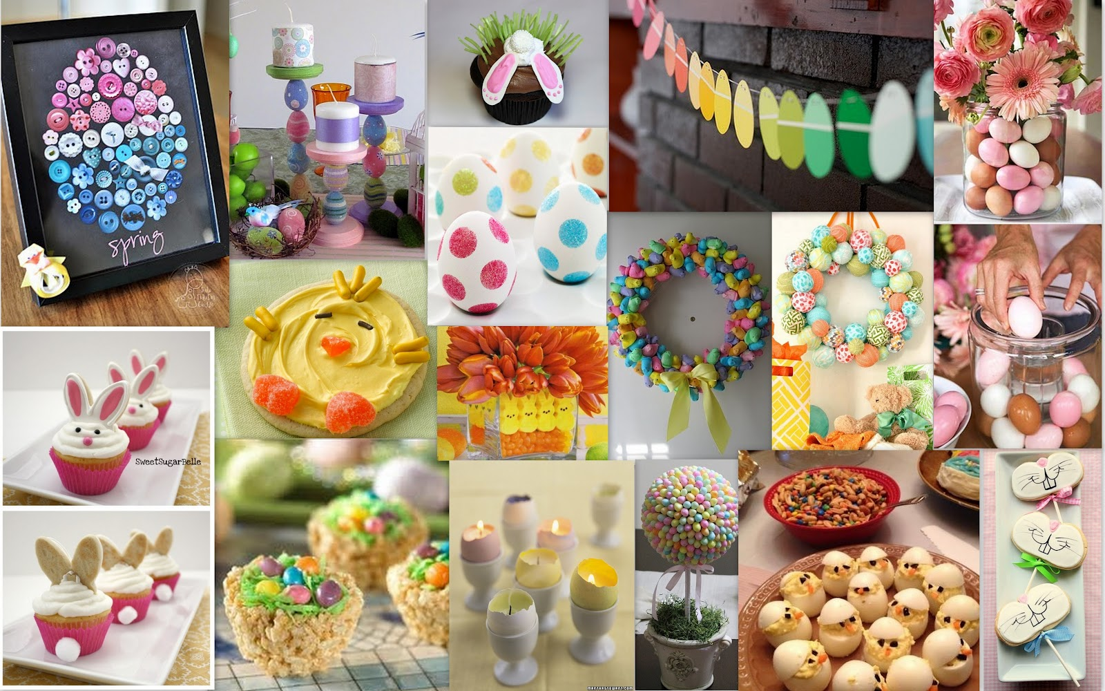 Crafts easter spring pinterest ask home design for Easter decorations for the home pinterest
