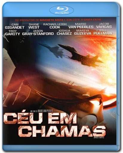 Download Céu em Chamas 720p + 1080p Bluray + AVI BDRip Dual Áudio Torrent
