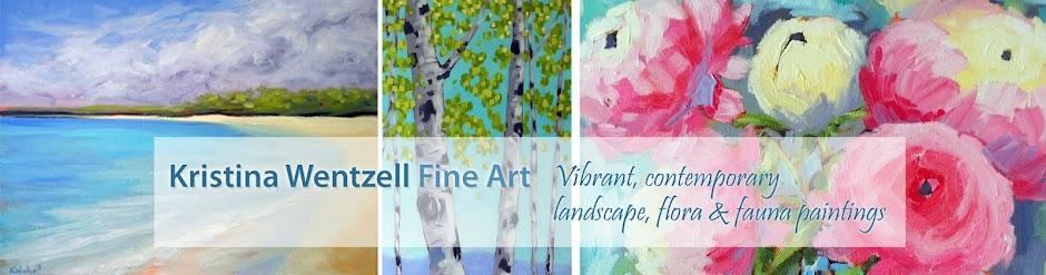 Kristina Wentzell Fine Art