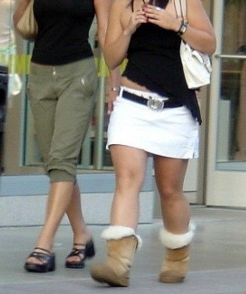 Boots Fat Legs 102
