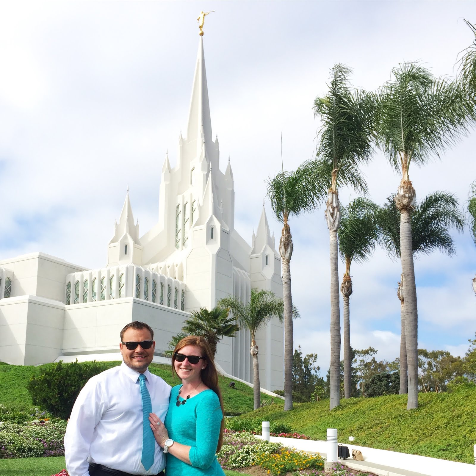 San Diego Temple Date