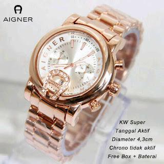 jam tangan aigner murah wanita