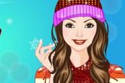 Kış Atkısı ve Şapkası Oyunu