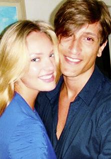 Candice Swanepoel & Hermann Nicoli