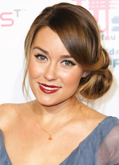 Lauren Conrad Modern Hairstyles